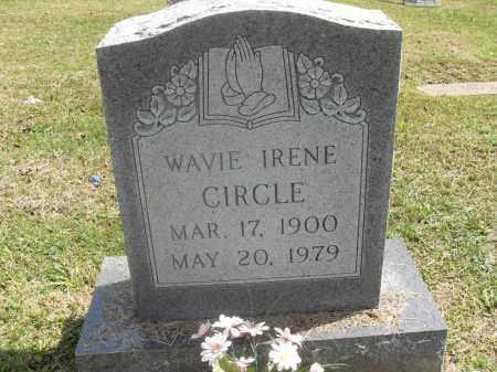 CIRCLE, WAVIE IRENE - Meigs County, Ohio | WAVIE IRENE CIRCLE - Ohio Gravestone Photos