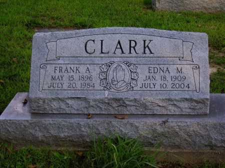 CLARK, EDNA M. - Meigs County, Ohio | EDNA M. CLARK - Ohio Gravestone Photos