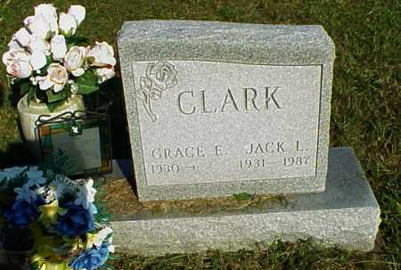 CLARK, GRACE E. - Meigs County, Ohio   GRACE E. CLARK - Ohio Gravestone Photos