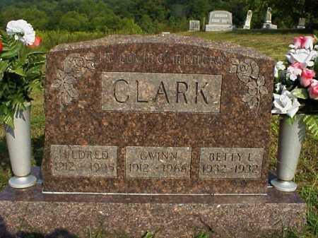 CLARK, GWINN - Meigs County, Ohio | GWINN CLARK - Ohio Gravestone Photos