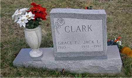 CLARK, JACK L. - Meigs County, Ohio | JACK L. CLARK - Ohio Gravestone Photos