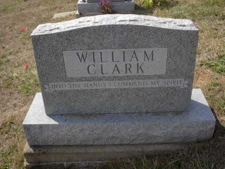 CLARK, WILLIAM - Meigs County, Ohio | WILLIAM CLARK - Ohio Gravestone Photos