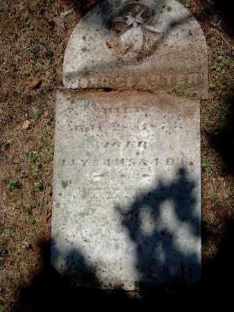 CLAUTER, JOHN - Meigs County, Ohio   JOHN CLAUTER - Ohio Gravestone Photos