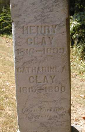 CLAY, CATHARINE A.[ANN] - Meigs County, Ohio | CATHARINE A.[ANN] CLAY - Ohio Gravestone Photos