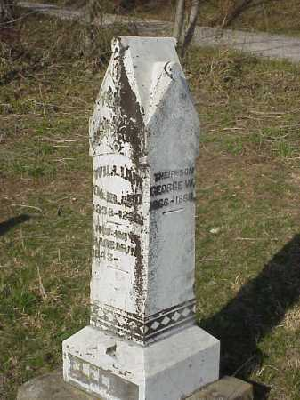 CLELAND, BARBARA ELLEN - Meigs County, Ohio | BARBARA ELLEN CLELAND - Ohio Gravestone Photos