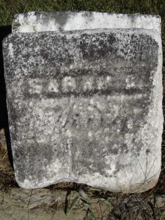 CLINE ??, SARAH C. - Meigs County, Ohio | SARAH C. CLINE ?? - Ohio Gravestone Photos
