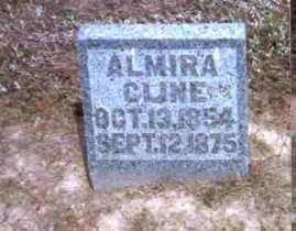 CLINE, ALMIRA - Meigs County, Ohio | ALMIRA CLINE - Ohio Gravestone Photos