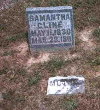 DAILEY CLINE, SAMANTHA - Meigs County, Ohio | SAMANTHA DAILEY CLINE - Ohio Gravestone Photos