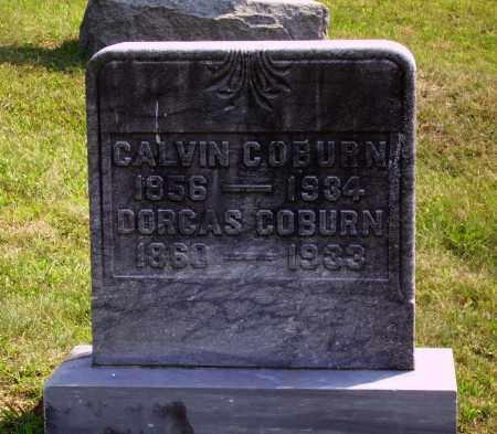 NELSON COBURN, DORCAS - Meigs County, Ohio | DORCAS NELSON COBURN - Ohio Gravestone Photos