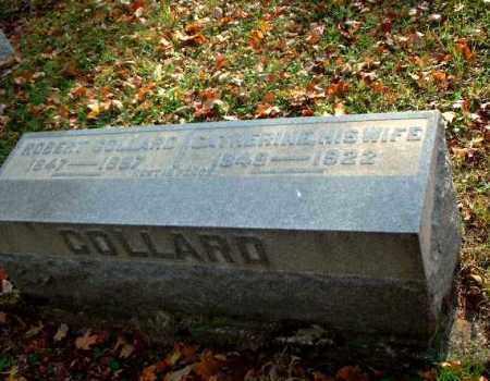 JONES COLLARD, CATHERINE - Meigs County, Ohio | CATHERINE JONES COLLARD - Ohio Gravestone Photos