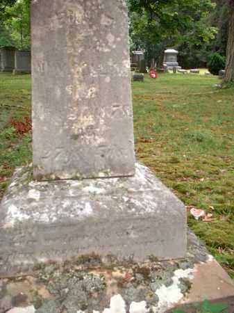 COLLINS, JENNIE - Meigs County, Ohio | JENNIE COLLINS - Ohio Gravestone Photos