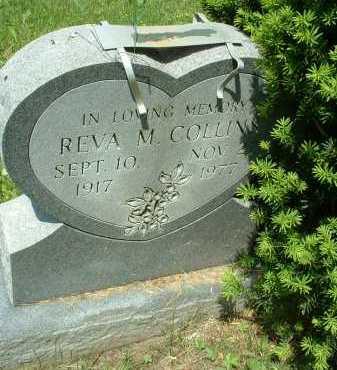 COLLINS, REVA M. - Meigs County, Ohio   REVA M. COLLINS - Ohio Gravestone Photos