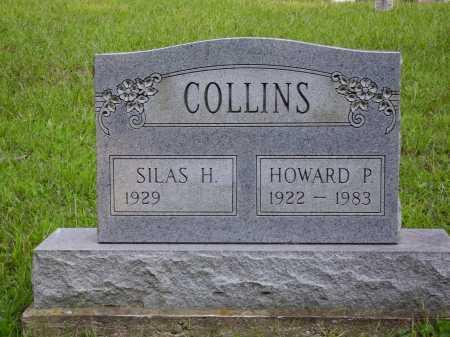 COLLINS, HOWARD P. - Meigs County, Ohio   HOWARD P. COLLINS - Ohio Gravestone Photos