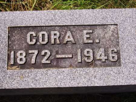 COLWELL, CORA E. - CLOSEVIEW - Meigs County, Ohio | CORA E. - CLOSEVIEW COLWELL - Ohio Gravestone Photos