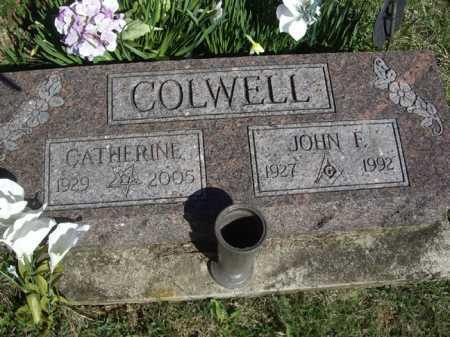 COLWELL, CATHERINE - Meigs County, Ohio | CATHERINE COLWELL - Ohio Gravestone Photos