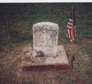 CONGROVE, FRANKLIN - Meigs County, Ohio | FRANKLIN CONGROVE - Ohio Gravestone Photos
