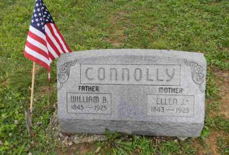 CONNOLLY, ELLEN J. - Meigs County, Ohio   ELLEN J. CONNOLLY - Ohio Gravestone Photos