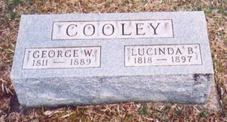 COOLEY, GEORGE W. - Meigs County, Ohio | GEORGE W. COOLEY - Ohio Gravestone Photos
