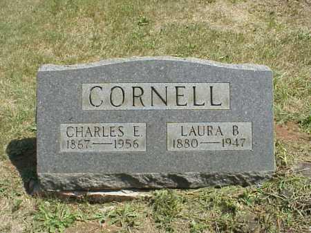 DAVIS CORNELL, LAURA BELL - Meigs County, Ohio | LAURA BELL DAVIS CORNELL - Ohio Gravestone Photos