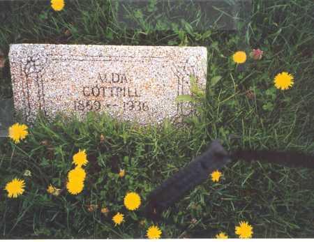 COTTRILL, ALDA - Meigs County, Ohio | ALDA COTTRILL - Ohio Gravestone Photos