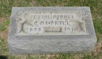 HARRIS DIDDLE, JESSIE - Meigs County, Ohio | JESSIE HARRIS DIDDLE - Ohio Gravestone Photos