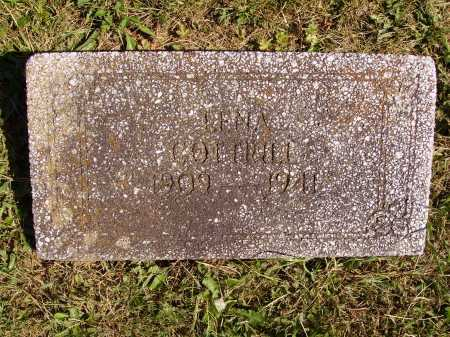 COTTRILL, LENA - Meigs County, Ohio | LENA COTTRILL - Ohio Gravestone Photos