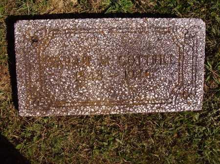 DYKE COTTRILL, SARAH MARIE - Meigs County, Ohio | SARAH MARIE DYKE COTTRILL - Ohio Gravestone Photos