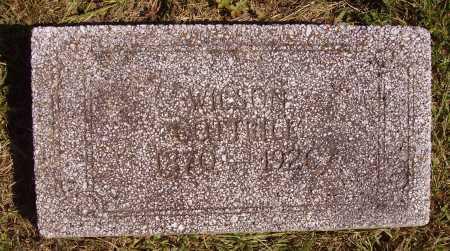 COTTRILL, WILSON - Meigs County, Ohio | WILSON COTTRILL - Ohio Gravestone Photos