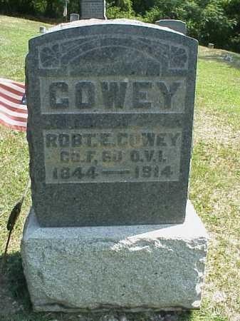 COWEY, ROBERT E. - Meigs County, Ohio | ROBERT E. COWEY - Ohio Gravestone Photos
