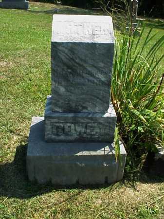 COWIE, HANNAH - Meigs County, Ohio | HANNAH COWIE - Ohio Gravestone Photos