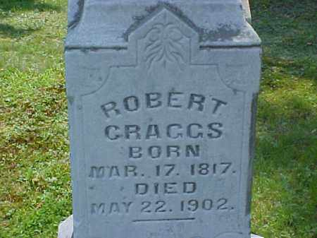 CRAGGS, ROBERT - Meigs County, Ohio | ROBERT CRAGGS - Ohio Gravestone Photos