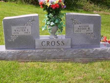 CROSS, ADDIE B. - Meigs County, Ohio | ADDIE B. CROSS - Ohio Gravestone Photos