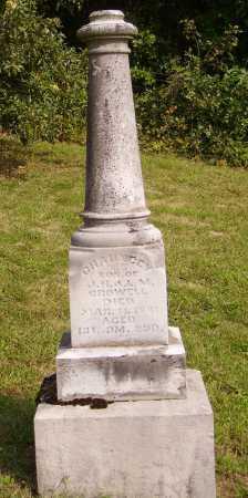 CROWELL, CHANCEY - Meigs County, Ohio | CHANCEY CROWELL - Ohio Gravestone Photos