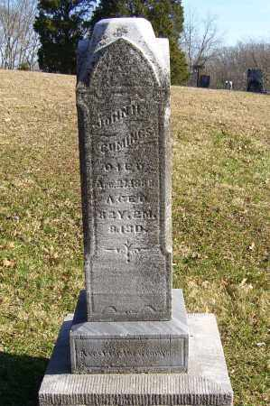 CUMINGS, JOHN H. (SR) - Meigs County, Ohio | JOHN H. (SR) CUMINGS - Ohio Gravestone Photos