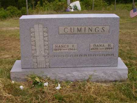 CUMINGS, NANCY E. - Meigs County, Ohio | NANCY E. CUMINGS - Ohio Gravestone Photos