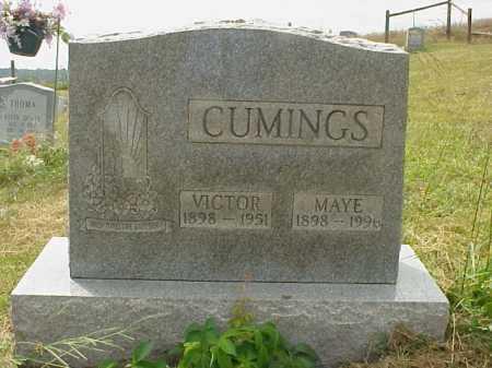 CUMINGS, VICTOR - Meigs County, Ohio | VICTOR CUMINGS - Ohio Gravestone Photos