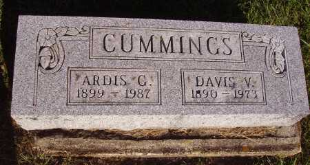 GALAWAY CUMMINGS, ARDIS G. - Meigs County, Ohio | ARDIS G. GALAWAY CUMMINGS - Ohio Gravestone Photos