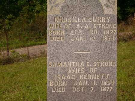 STRONG, DRUSILLA - Meigs County, Ohio   DRUSILLA STRONG - Ohio Gravestone Photos