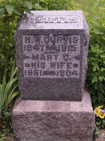 FOSTER CURTIS, MARY - Meigs County, Ohio | MARY FOSTER CURTIS - Ohio Gravestone Photos