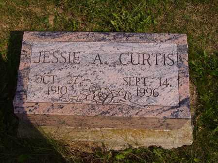 SMITH CURTIS, JESSIE A. - Meigs County, Ohio | JESSIE A. SMITH CURTIS - Ohio Gravestone Photos