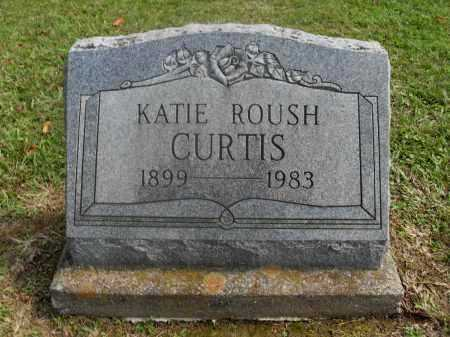 CURTIS, KATIE - Meigs County, Ohio | KATIE CURTIS - Ohio Gravestone Photos