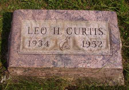 CURTIS, LEO HERBERT - Meigs County, Ohio | LEO HERBERT CURTIS - Ohio Gravestone Photos