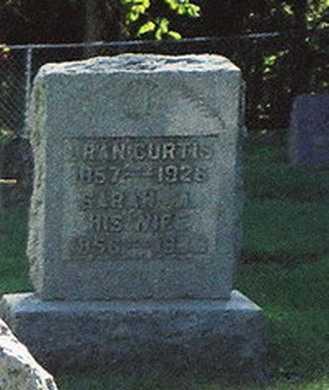 CURTIS, SARAH M. - Meigs County, Ohio | SARAH M. CURTIS - Ohio Gravestone Photos
