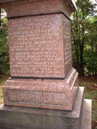DANIEL, HENRY MARTYN - Meigs County, Ohio | HENRY MARTYN DANIEL - Ohio Gravestone Photos
