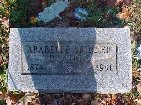 DANIELS, ARABELLE - Meigs County, Ohio | ARABELLE DANIELS - Ohio Gravestone Photos