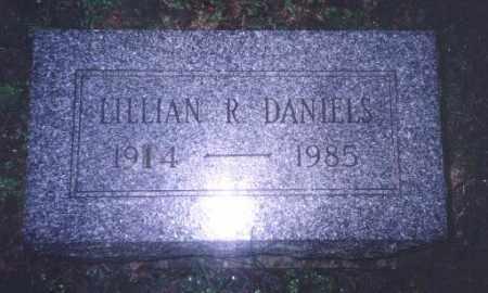 DANIELS, LILLIAN R. - Meigs County, Ohio | LILLIAN R. DANIELS - Ohio Gravestone Photos