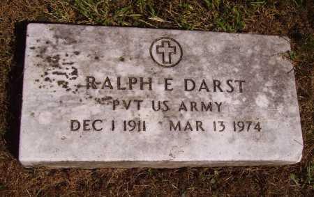 DARST, RALPH E. - Meigs County, Ohio   RALPH E. DARST - Ohio Gravestone Photos