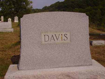 DAVIS, MONUMENT - Meigs County, Ohio   MONUMENT DAVIS - Ohio Gravestone Photos