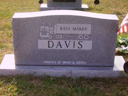 DAVIS, MONUMENT - Meigs County, Ohio | MONUMENT DAVIS - Ohio Gravestone Photos