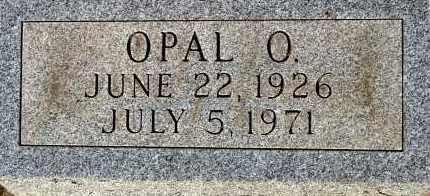 DAVIS, OPAL O. - Meigs County, Ohio | OPAL O. DAVIS - Ohio Gravestone Photos